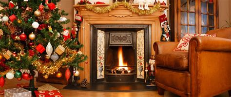 christmas decorated homes inside vacances de no 235 l location no 235 l