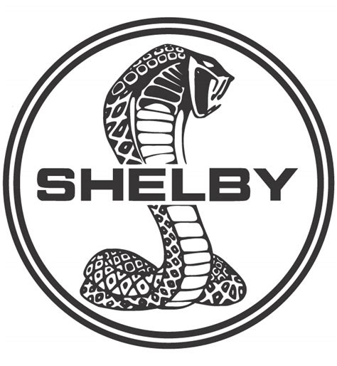 shelby mustang logo shelby cartype