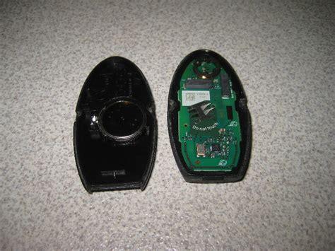 nissan smart key battery nissan murano intelligent key fob battery replacement