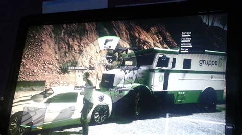 gta  single player money truck  locations youtube