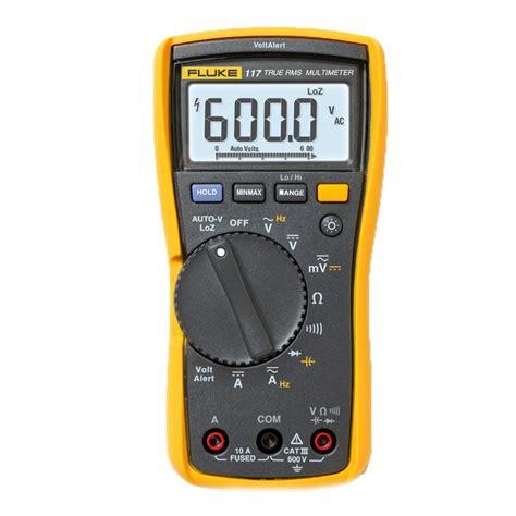 Multimeter Fluke 177 fluke 177 digital multimeter multimeters electrical