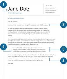 how to do a cover letter sle how to write a cover letter in 2017 money