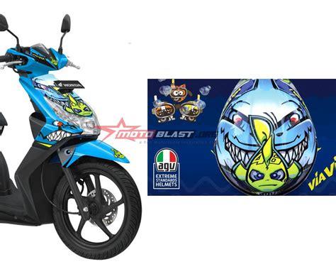 Promo Sticker Striping Stiker Motor Honda Beat Karbu Elen Spec A Pal striping motor beat karbu impremedia net