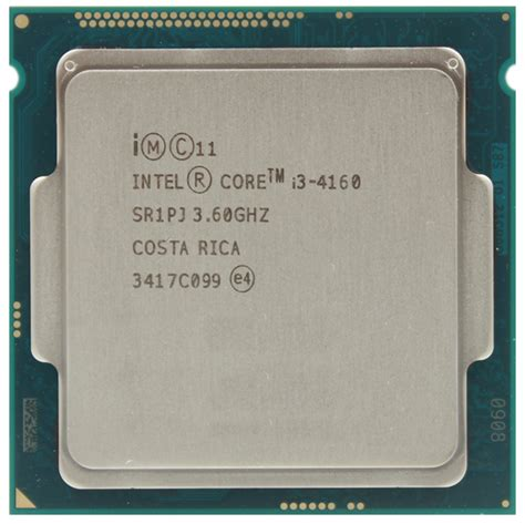 Intel I3 4160 3 6ghz Cache 3mb Box Socket Lga Diskon intel i3 4160 3 60ghz 3m cache sk 1150