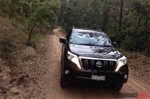 Toyota Road 2016 Toyota Landcruiser Prado 2 8 Review