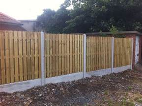 Timber Fence Panels Timber Fencing Panels