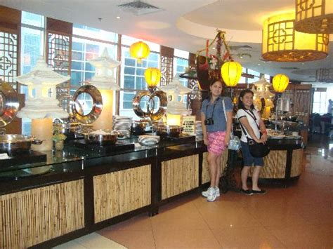 great selection of chinese cuisine buffet picture of sky