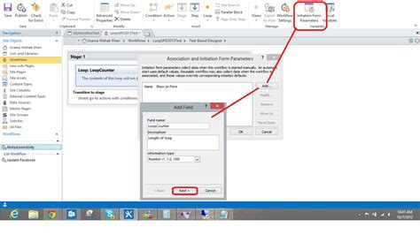 sharepoint designer 2013 workflow loop create sharepoint 2013 workflow loop by using sharepoint