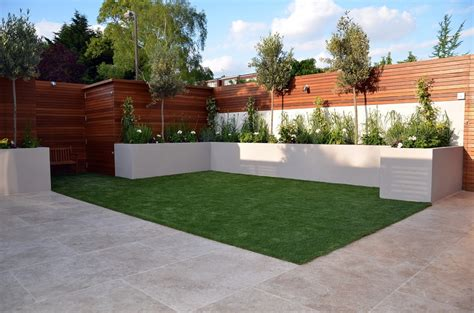 artificial grass hardwood raised bed fake easi travertine
