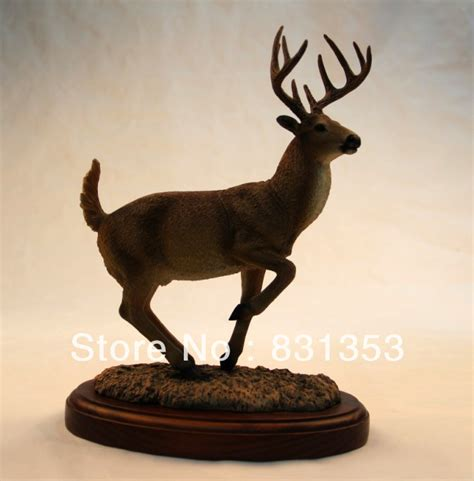 wholesale decorative deer statue home garden decoration