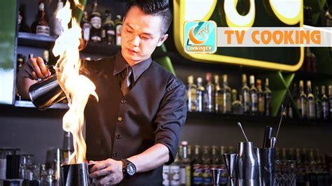 amazing bartender skills