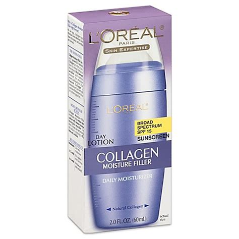 Collagen Loreal l oreal 174 skin expertise collagen moisture filler 2 oz day