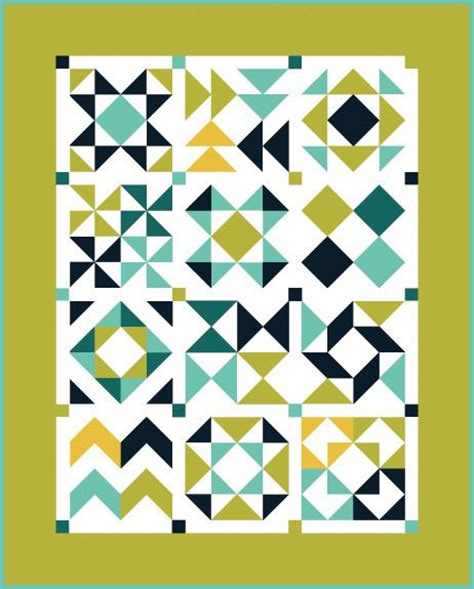 quilt pattern diagrams triangle quilts stitches and block of the month on pinterest