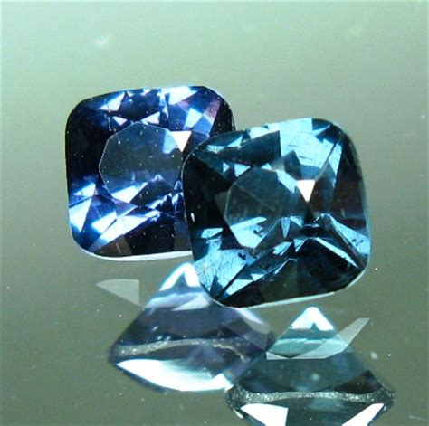 Blue Garnet ten rarest precious stones jewels du jour