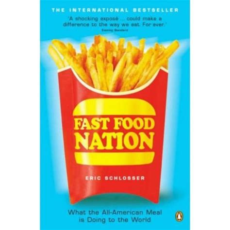 fakeaway fast food made healthy books fast food nation the true cost of america s diet week 14