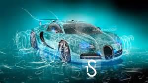 Bugatti Veyron Water Bugatti Veyron Water Car 2013 Hd Wallpapers Design By Tony