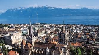 Lausanne congress destination - Switzerland Tourism Lausanne