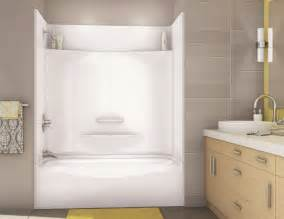 tub shower kdts 3060 alcove or tub showers bathtub maax