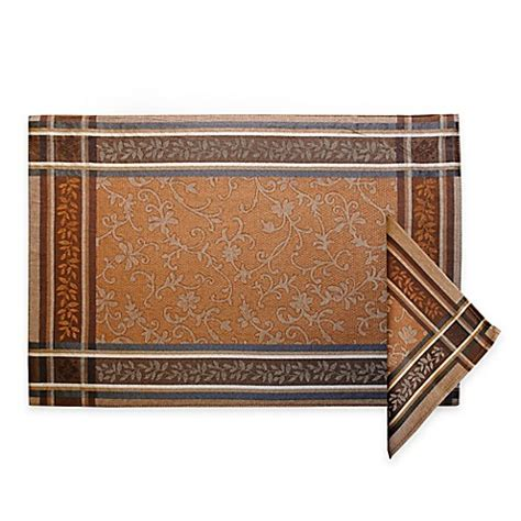 bed bath and beyond table linens winchester table linens in copper bed bath beyond