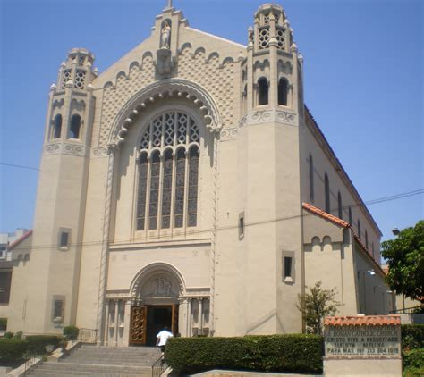 christian churches in los angeles ca