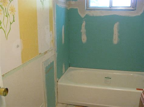 wallboard bathroom what type of drywall for bathroom walls 28 images