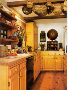 a rustic country kitchen in the early american style 1000 images about country and primitive kitchens on