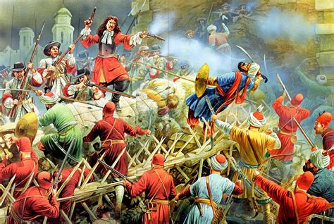 Ottoman Siege Of Vienna 1 Vienna 1683 The Deadliest History Page