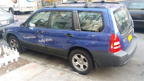 2003 Subaru Forester Reviews by 2003 Subaru Forester Pictures Cargurus