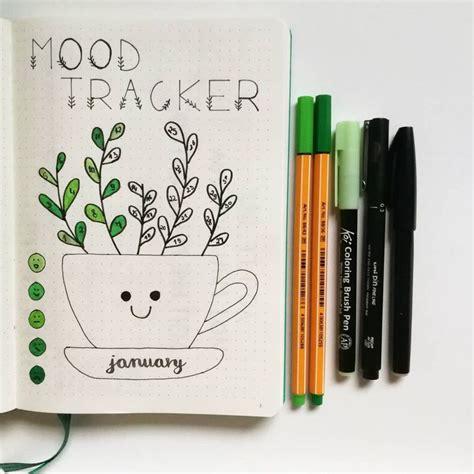 journal plant layout design les 135 meilleures images du tableau bullet journal mood