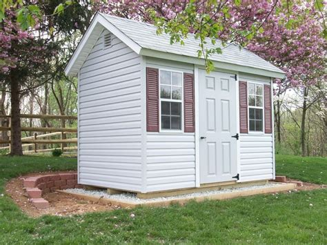 6x10 Storage Shed by 6x10 Chalet Storage Shed Chalet