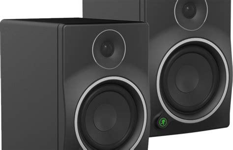 Home Recording Studio Monitors Reviews Mackie Mr6mk3 Studio Monitors Review Performer Mag