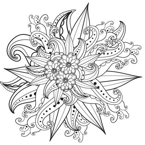 pages pour livre de coloriage adulte l ornamental tir 233 par