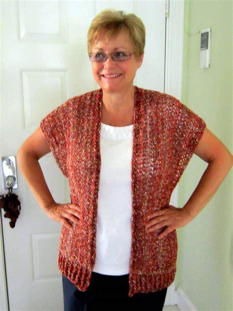pattern crochet vest womens women s vests crochet free pattern