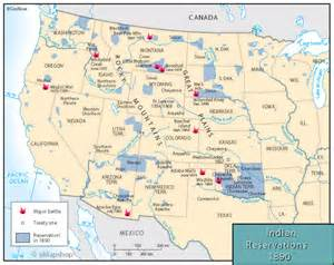 map us indian reservations indian reservations 1890 here are the locations of all the