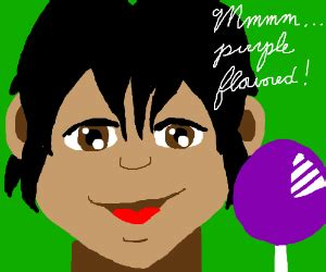 what does the color purple what does the color purple taste like drawception