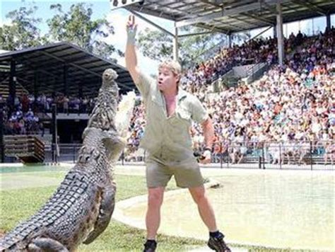 Steve Irwin Memorial Day At The Australia Zoo by Seven Years But Memories Of Steve Stay Strong