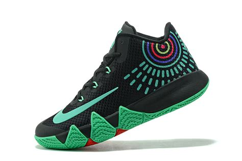 wholesale athletic shoes wholesale nike kyrie irving 4 black green sneakers s