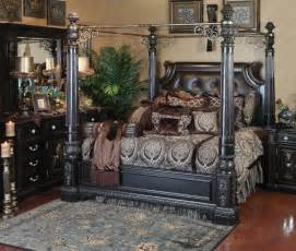 Tuscany Canopy Bedroom Furniture Versailles Canopy Bedroom By Philippe Langdon Home