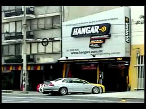 Where Is Hangar 1 by Centro Automotriz De Alto Rendimiento Hangar 1