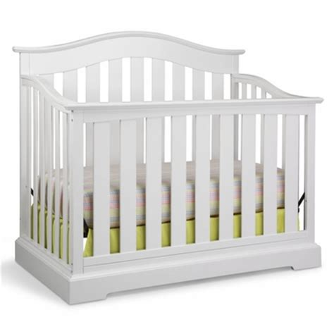 graco convertible crib white graco cribs westbrook 4 in 1 convertible crib in white