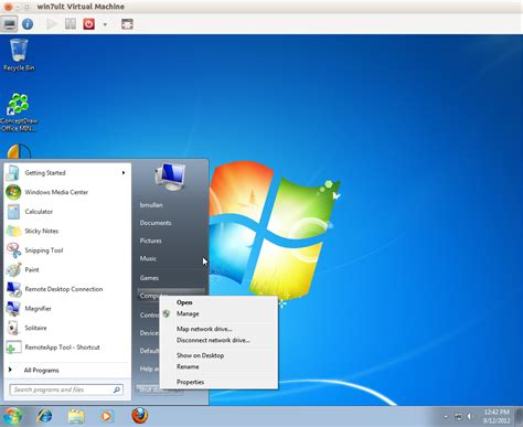 windows 7 wohnzimmer pc howto integrate windows apps into the ubuntu linux