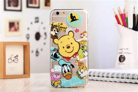 Silicon Casing Softcase Disney Oppo A53 1 buy wholesale tpu cover disney winnie the pooh silicone donald duck for iphone 6 plus 5 5