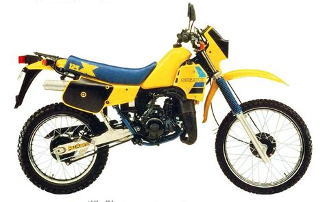 Suzuki Ts 250 Manual 1986 Suzuki Ts 250 X Moto Zombdrive