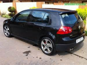 Used Cars For Sale In Pretoria 2005 Volkswagen Golf Gti Used Car For Sale In Pretoria