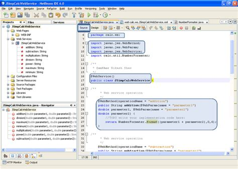 html design view netbeans how to write a webservice in netbeans faith center church