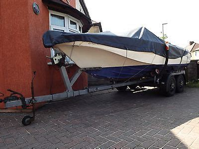 trailer fishing boats for sale uk fletcher18ft speed fishing boat trailer outboard boats