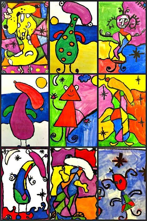 matisse biography ks2 art lesson plans for miro