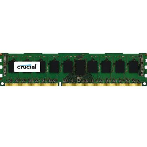 Crucial 4gb Ddr3 1600mhz crucial 4gb ddr3 1600 mhz rdimm memory module ct4g3ersls8160b