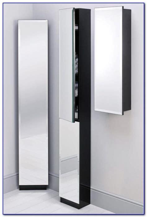 mirrored bathroom wall cabinets ikea cabinet home