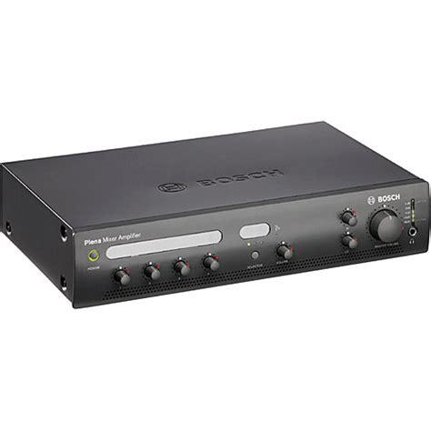 Mixer Audio Bosch bosch ple 1ma060 plena mixer lifier f 01u 066 844 b h photo